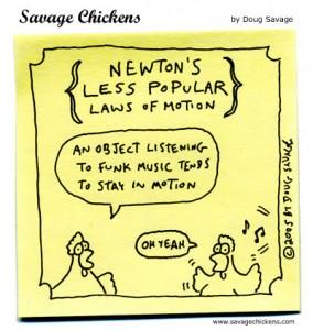 chickennewton